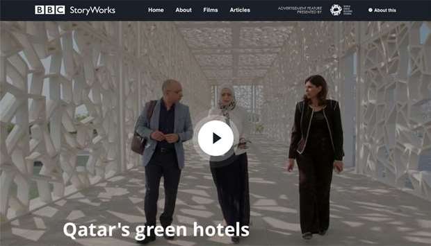 The film can be viewed at http://www.bbc.com/storyworks/building-a-better-future/qgbc-