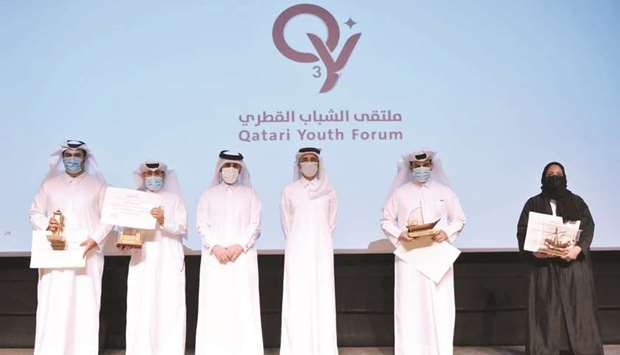 The recognition came as a result of the Ministry of Culture and Sport's commitment to encourage yout