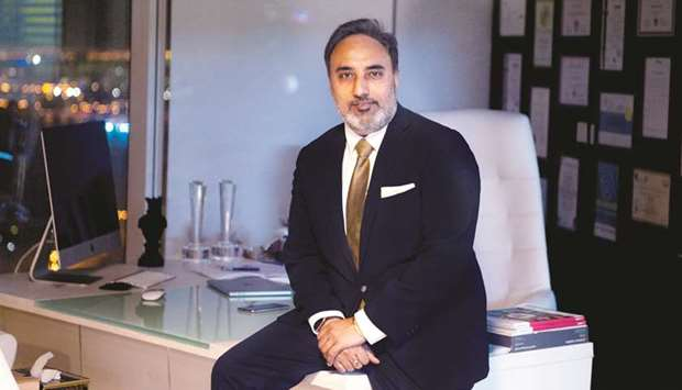360 Nautica founder and chairman Dr Tejinder Singh.