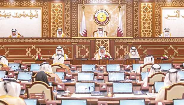 Shura Council holds 2nd Meeting of 49th Session