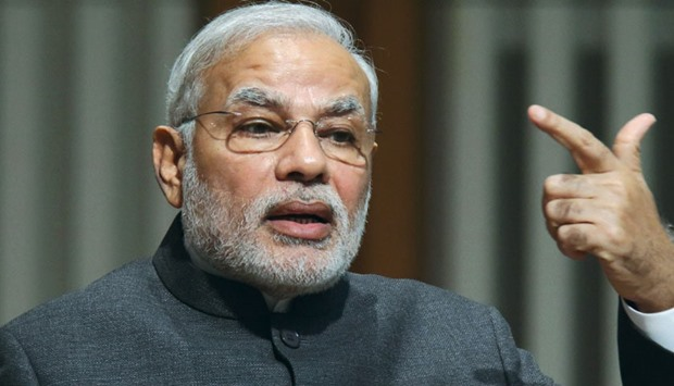 Modi: To spend $4.5bn budgeted for petroleum subsidies for the year through March.