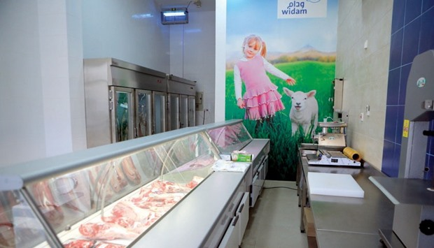 Widam Food Company has opened a meat shop, its 18th outlet, at Muaither Area at Umm Al Daum street,