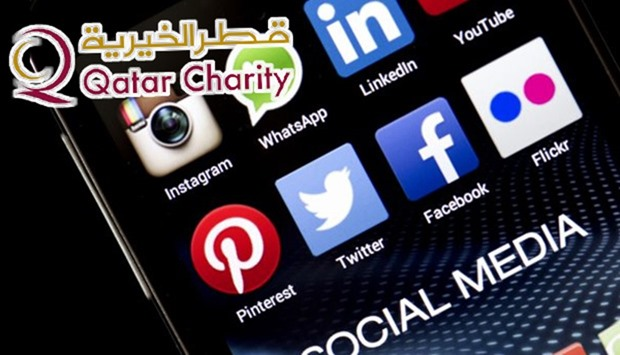 Qatar Charity launches its social network