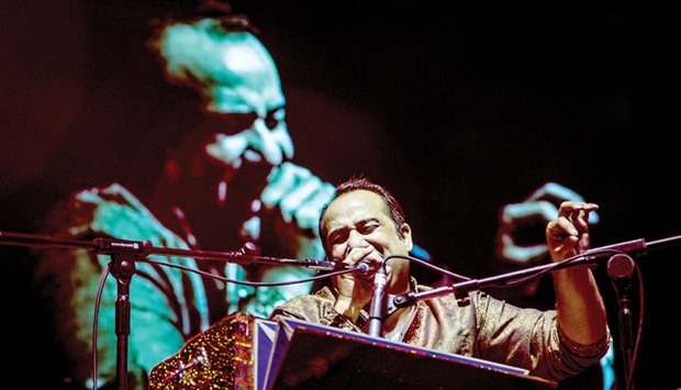 Rahat has established himself as music sensation recognised all over the world.