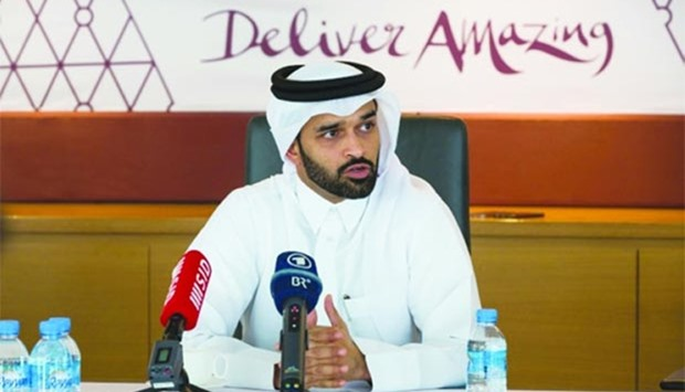 Hassan al-Thawadi says Qatar can promise a fun World Cup