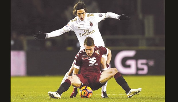 AC Milan stay in chase for Europe