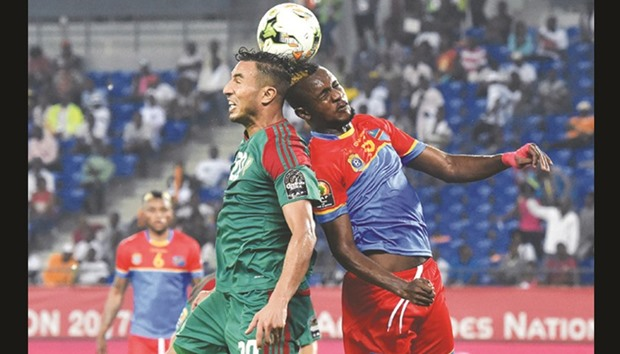 More shocks as Morocco lose to Congo, Ivory Coast held