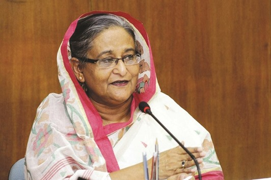 Bangladesh PM's India visit likely to be delayed
