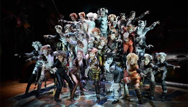 Cats - musical show