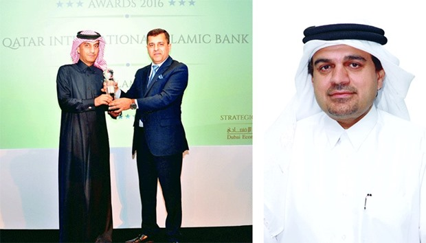 QIIB 'Best Islamic Bank in Qatar for 2016'