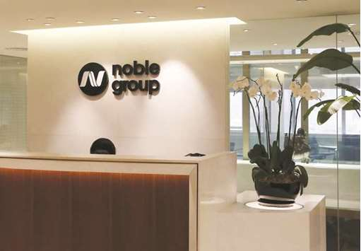 Troubled Noble Group says goodbye to global oil trading