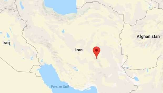 earthquake Iran