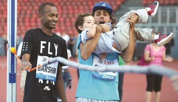 barshim and Tamberi