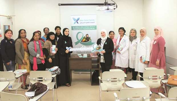 Free Pap Smear test offered during awareness campaign