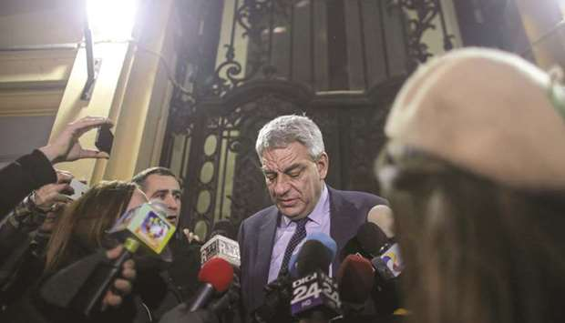 Romania set for third PM in seven months