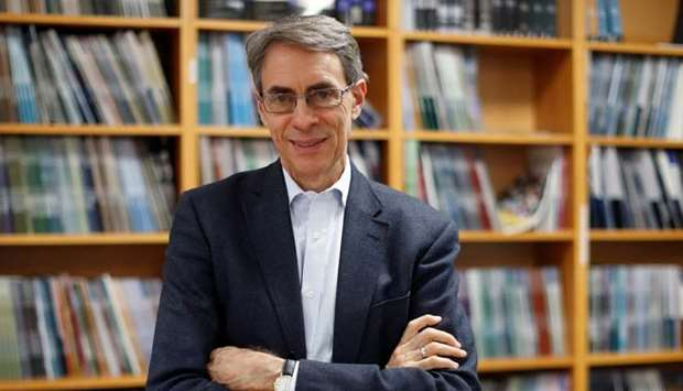 Kenneth Roth, Executive Director of Human Rights Watch