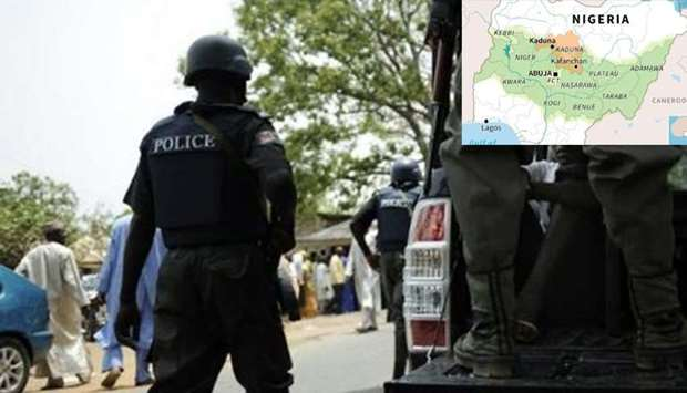 Two Canadians and two Americans kidnapped in Nigeria