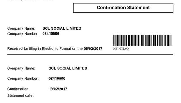 SCL Social Limited
