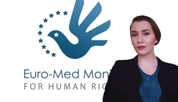 Sara Pritchett, EuroMed Monitor