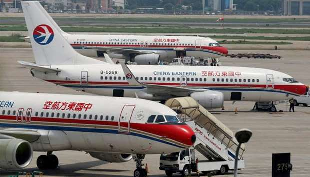 China Eastern Cancels Holiday Flights Amid Dispute With Taiwan