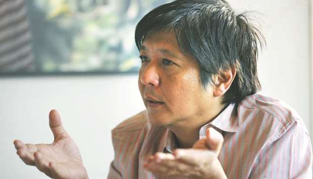 Marcos Jr: denying proposal of lawyer