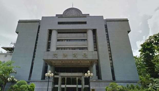 Taiwan Supreme Court in Taipei