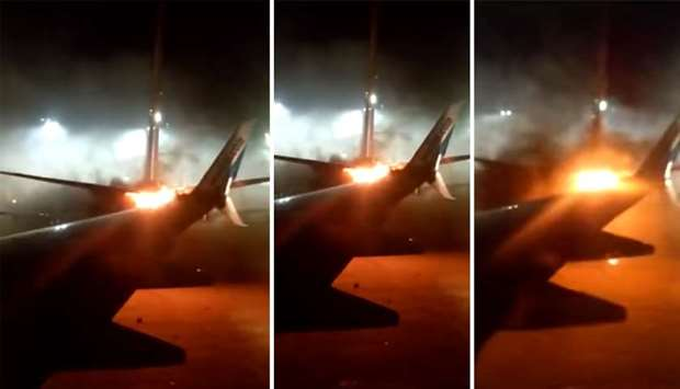 Two planes collide on ground at Toronto airport