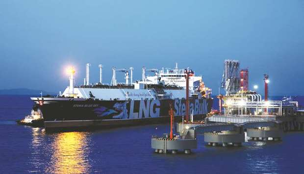 China said to eye near four-fold LNG import capacity jump by 2035
