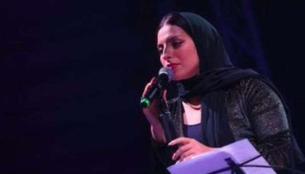 Qatari singer Aisha Aziani will regale audience at the grand finale.