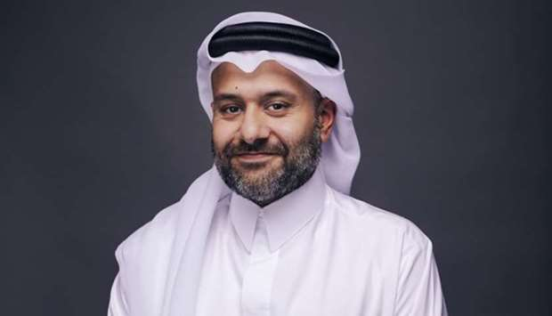 QFC Authority CEO Yousuf Mohamed al-Jaida.