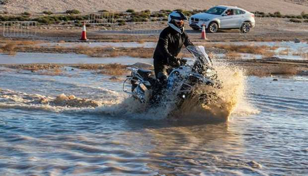 Second edition of the 'Adventure Off-road Training'