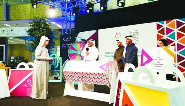 Shop Qatar's fourth and final raffle draw