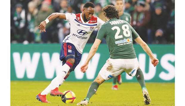 Last-gasp derby victory for Lyon