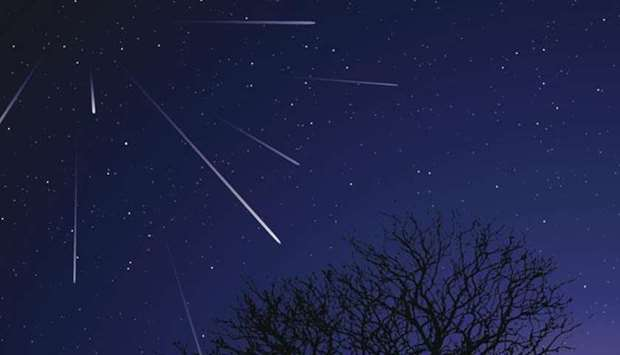 """""""On an average 80 Quadrantid meteors are expected to be seen,"""" astronomer expert Dr Beshir Marzouk e"""