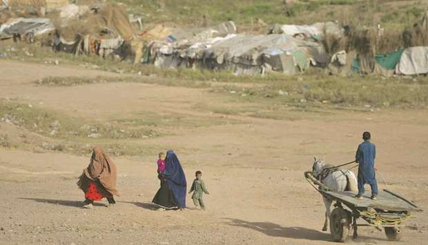 Afghan refugees pin their hopes and future on PM