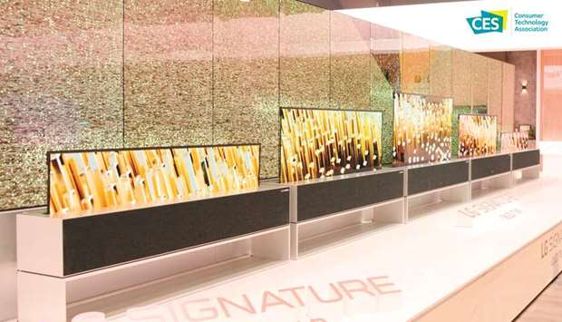 LG showcases line-up of its innovative products at CES