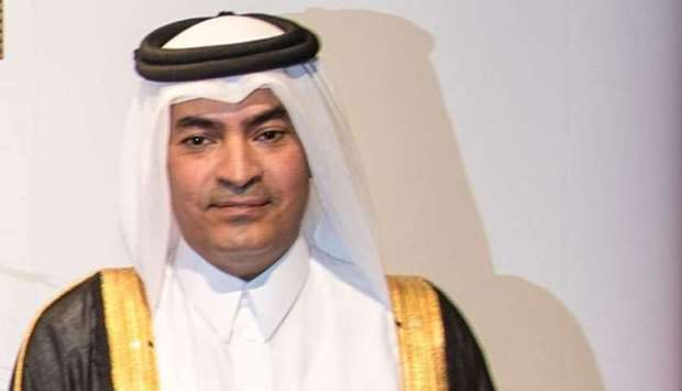 HE the Ambassador of the State of Qatar to the Republic of Korea Mohamed Abdullah al-Duhaimi.