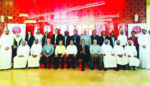 A total of 36 training courses were offered in 2018 as part of ExxonMobil Qatar's Tamayoz programme,