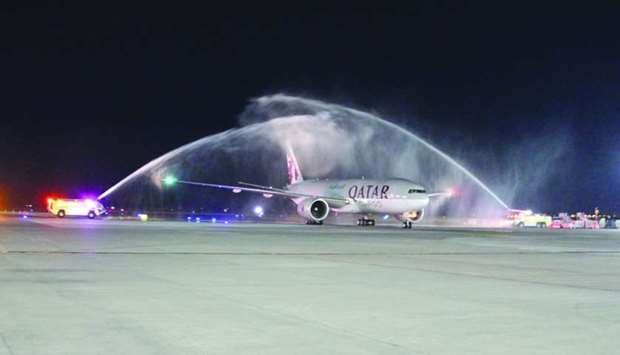 Qatar Airways Cargo has commenced freighter services from Macau to Guadalajara, Mexico, expanding it