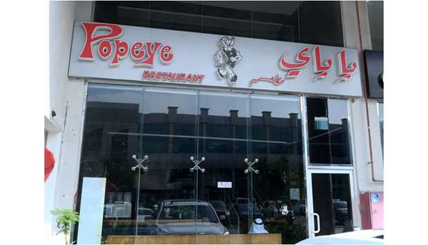 ENDURANCE: Popeye was set up in 1968 by the current owner's father. Photos by Shemeer Rasheed