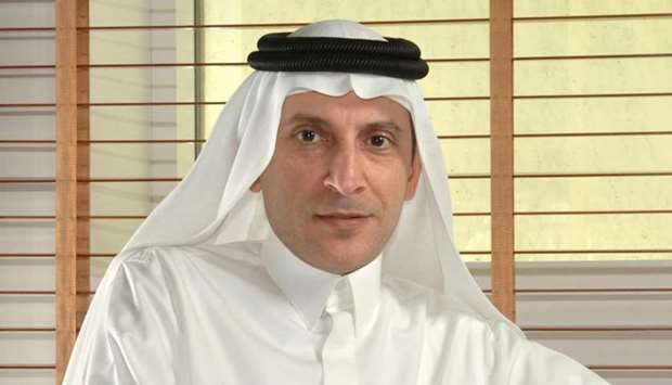 HE al-Baker: Qatar combines cutting-edge services with traditional hospitality.