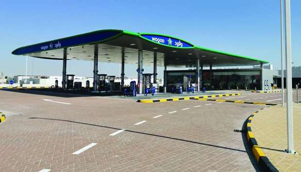 New Industrial Area petrol station offers round-the-clock services.
