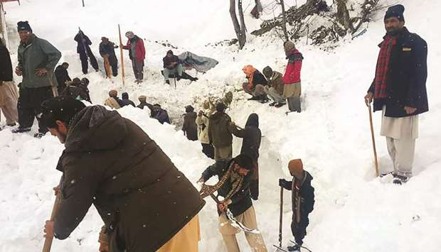 Rescuers find 14 bodies in Kashmir; death toll hits 76