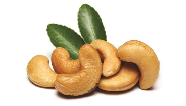 Cashews are not technically a nut.