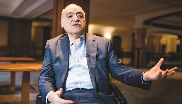 Ghassan Salame, Special Representative of the secretary-general and Head of the United Nations Suppo