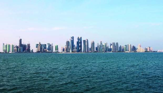 Qatar's economic growth in terms of nominal GDP will reach 5.1% in 2024 from 3.6% by the year-end, t