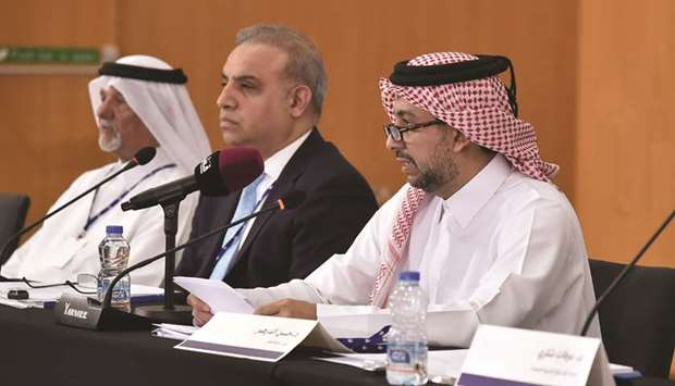 Conference on new approaches to security in the Gulf region