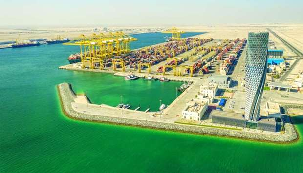 By hosting the global event, the MoTC seeks to promote Qatar's ports and logistics sectors to keep p