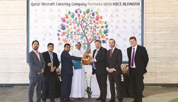 QACC and Hifz Al Naema have joined hands to launch a noble initiative.