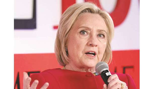 Clinton: Nobody likes (Sanders), nobody wants to work with him, he got nothing done.